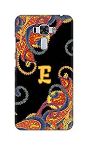 SWAG my CASE Printed Back Cover for Asus Zenfone 3 Laser (ZC551KL)