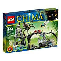 Lego Legends of Chima 70133 - Spinlyn's Höhle
