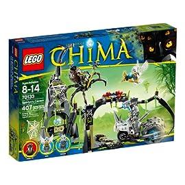 Lego-Legends-of-Chima-70133-Spinlyns-Hhle