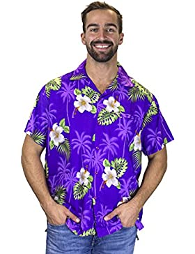 Funky Camicia Hawaiana, XS-12XL