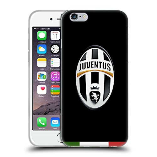 ufficiale-juventus-football-club-italia-nero-stemma-cover-morbida-in-gel-per-apple-iphone-6-6s