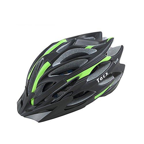 Dark Green-motorrad-helme (280g Ultra Leichtes Gewicht - Spezieller Fahrradhelm, verstellbarer Sport Radsport Helm Fahrrad Fahrradhelme für Road & Mountain Biking, Motorrad für Erwachsene Männer & Frauen, Jugend - Rennen, Sicherheitsschutz ( Color : Dark green ))