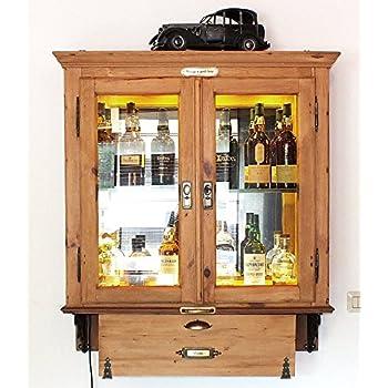 Whisky-Schrank - Farmer Board: Amazon.de: Küche & Haushalt