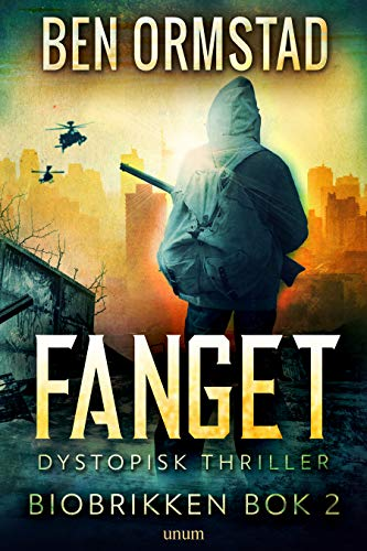 FANGET (Biobrikken Book 2) (Norwegian Edition)