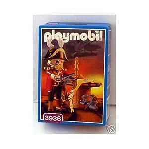 Playmobil - 3936 - Pirates - Capitaine des pirates