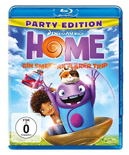 Bild von Home - Ein smektakulärer Trip [Blu-ray]