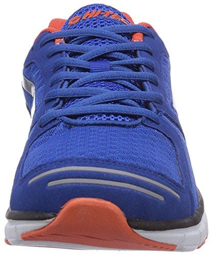 blue red 032 Tec Hi Sneakers da uomo Haraka Blu YaanxCW