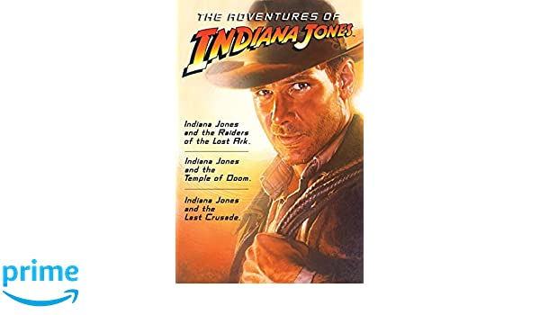 Amazon fr - The Adventures of Indiana Jones - Campbell Black