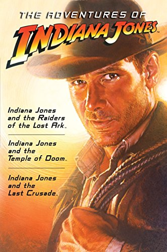 The Adventures of Indiana Jones por Campbell Black