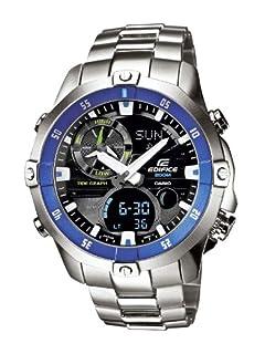 Casio Edifice Men's Watch EMA-100D-1A2VEF (B00BFN30TO) | Amazon price tracker / tracking, Amazon price history charts, Amazon price watches, Amazon price drop alerts