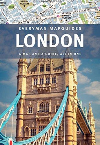 London Everyman Mapguide: 2017 edition - York Mapguide New