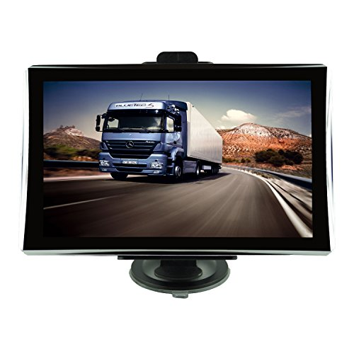 "Navigationsgerät (17,78cm (7"") Display, MP3-/Video-Player, EU Karten mit 46 Ländern)"