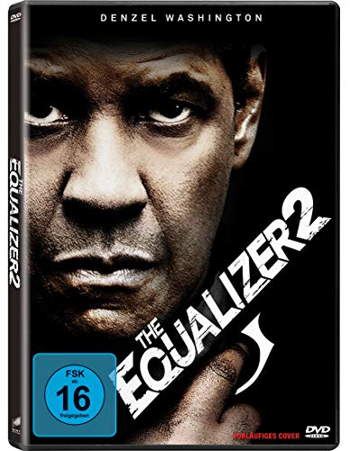 The Equalizer 2 - Equalizer Dvd-the
