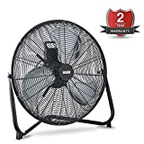 ANSIO Floor Fans High Speed and 16 inch Pedestal Fan
