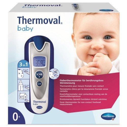 THERMOVAL baby sense non-contact Infrarot-Fiebert. 1 St