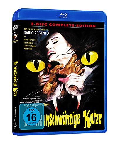 Bild von Die neunschwänzige Katze - 3-Disc Complete Edition [Blu-ray]