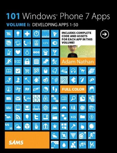 101 Windows Phone 7 Apps, Volume I: Developing Apps 1-50 (English Edition) - 7 Kindle-app Windows Für
