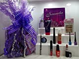 12pc Make Up & Perfume For Women Gift Hamper For Her ~ Samantha 2pc Perfume Set + Make Up + Nails Gift Set Gift Hamper For Her