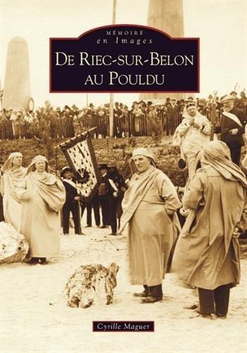 Riec-sur-Belon au Pouldu (De) par Cyrille Maguer