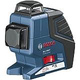 Bosch GLL 2-80 P + BT 150 Professional - Nivel láser de líneas autonivelante