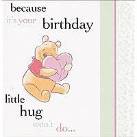 Winnie the Pooh Hug Birthday Card by Gemma