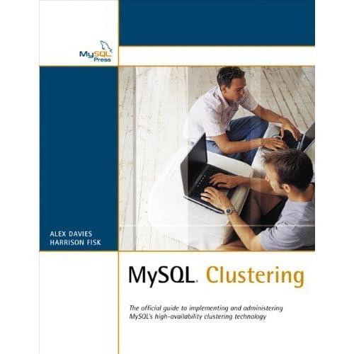 MySQL Clustering by Alex Davies (2006-03-20)