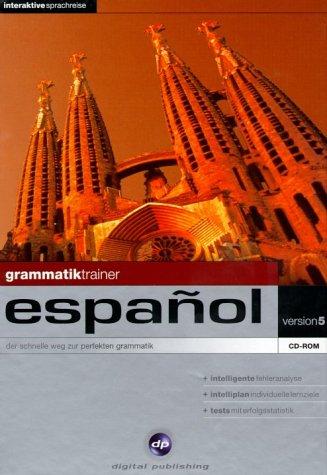Interaktive Sprachreise - Version 5 Grammatiktrainer Español