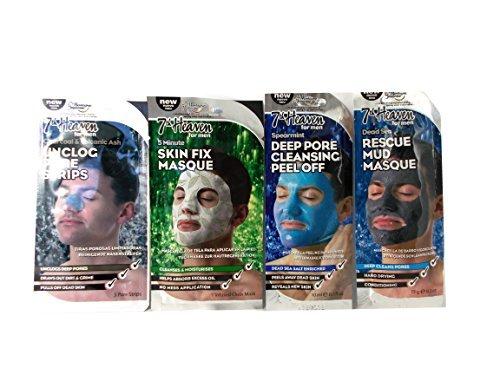 7THHeaven para hombres máscara de cara