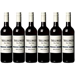 Weingut Bruker Trollinger Alte Reben 2016 Halbtrocken (6 x 0.75 l)