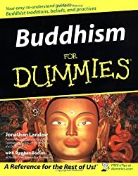 Buddhism for Dummies (For Dummies (Lifestyles Paperback)) by Jonathan Landaw (2003-03-21)