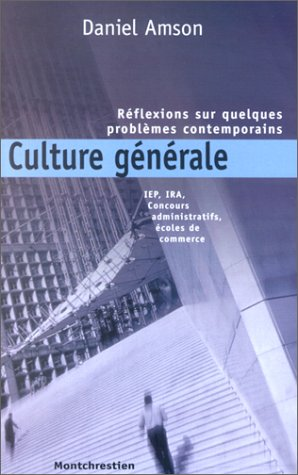 Culture Gle 20 Lecons Iep Ipag