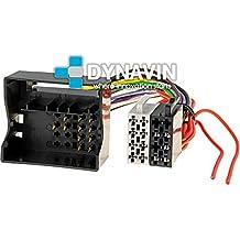 ISO-OPEL.04 - Conector iso universal para instalar radios en Opel.