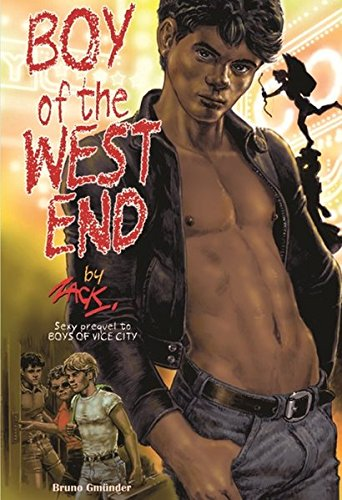 Boy of the West End (Adventures of Gil Graham and Mike Smith) (The Adventures of Gil Graham and Mike Smith, Band 5)