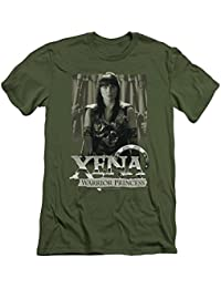 Xena: Warrior Princess - Männer Slim Fit T-Shirt Wohlwollend