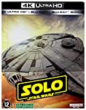 Solo : a Star Wars story - 4K + 2D Blu-ray [4K Ultra HD + Blu-ray]