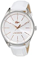 Lacoste 2000900 - Reloj analógico para mujer (correa de piel) de Lacoste
