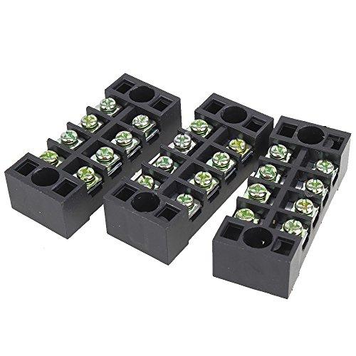 WEONE-Colla-copertura-600V-15A-DUAL-ROW-4-posizioni-delle-viti-Cavo-terminale-elettrico-Striscia-Blocchi-di-protezione-filo-connettore-pacchetto-di-10