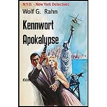 Kennwort Apokalypse: N.Y.D. - New York Detectives