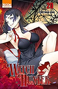 Witch Hunter Edition simple Tome 20