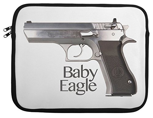 Baby Eagle Laptop Case 13