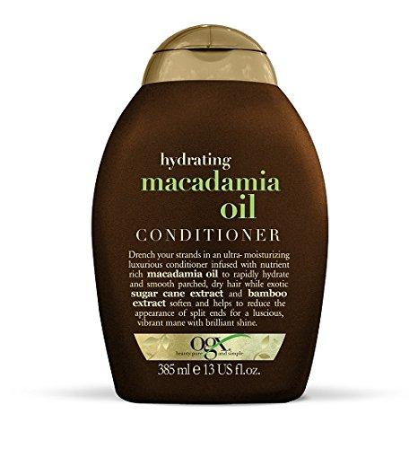 ogx Nueces de Macadamia Aceite Champú 385ml