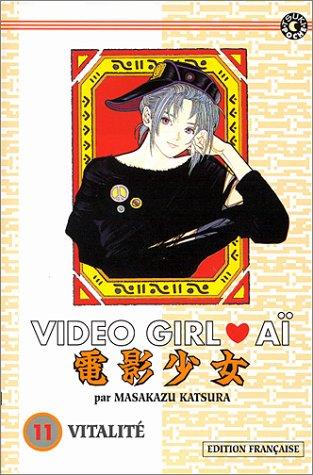 Video Girl Aï, tome 11 : Vitalité par From Tonkam Distribution