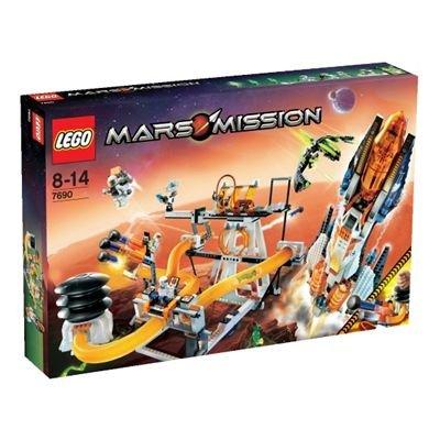 Preisvergleich Produktbild Lego Mars Mission 7690 - MX Kommandozentrale