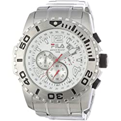 Fila Men's Quartz Watch Abyss FA0981-33 with Metal Strap