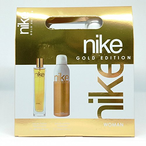 online store 1f51c 18db7 Nike Gold Edition EDT 100 ml+Deo Spray 200 ml