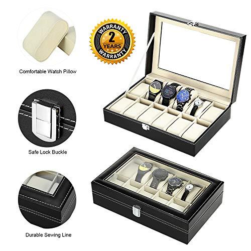 Zogin Aluminum 12 Grid Watches J...