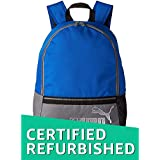 (CERTIFIED REFURBISHED) Puma 23 Ltrs Lapis Blue-Quiet Shade Laptop Backpack (7441308)