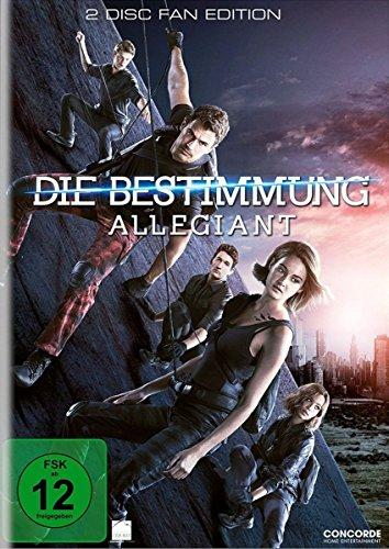 Die Bestimmung - Allegiant [2 DVDs]