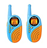 Best Niños Walkie Talkies - Retevis RT-35 Niños Walkie Talkies Recargables 8 Canales Review