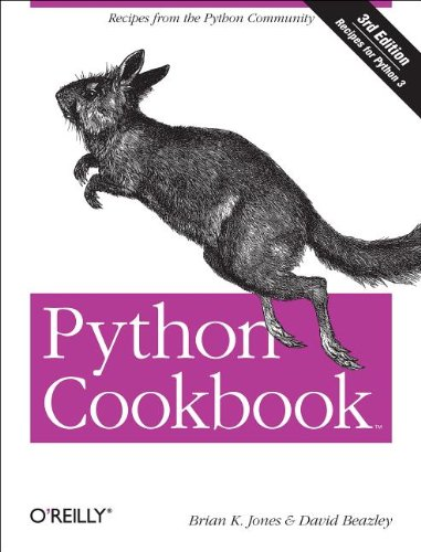 Python Cookbook par Brian K. Jones